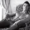 Christiano Ronaldo Without Football Shirt