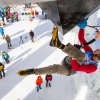 Ice Climbing World Youth Championships 2016 in Rabenstein