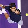 Roger Federer No. 2 ATP Tennis Player