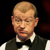 Snooker Legend Steve Davis at Crucible Theatre