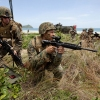 Best Shots of Marines Conduct Amphibious Assault Training