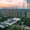 Duga known as the Russian Woodpecker – Military Radar Station in Chernobyls Irradiated Forest