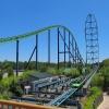 Top Three Tallest Steel Roller Coasters