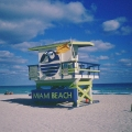 Art Deco Lifeguard Stations of M...