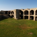 Majestic Fort Popham, Maine