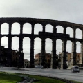 Picturesque Town of Segovia and ...