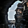 Sacred Ellora Caves, India