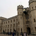 Tower of London in November