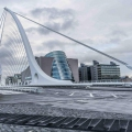 Walking Around Dublin Docklands ...