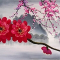 Abstract Feng Shui Paintings