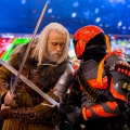 Comic Con Russia and IgroMir exh...