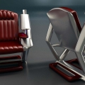 Industrial Design Modeled and Re...