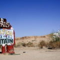 Truly Unique Salvation Mountain ...