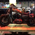 Motorcycle Show in National Exhi...