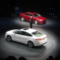 The 2013 Ford Fusion at Detroit ...