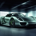 Dream cars: Porsche 918 Spyder