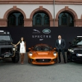 Jaguar Land Rover Latest Bond Ca...
