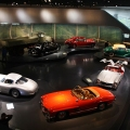Mercedes Benz Museum in Stuttgar...