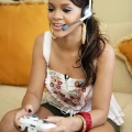 Famous Celebrities Playing Xbox