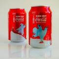 Coca Cola Sochi 2014 Cans