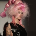 Hair Styles at Fashion Show by P...