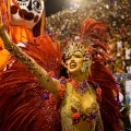 Vila Isabel at Carnival in Rio d...