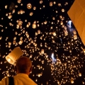 How to Launch Sky Flying Lantern...