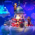Christmas windows in Paris