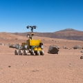 Mars Rover was Tested in the Ata...