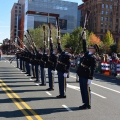Philadelphia Veterans Day Parade...
