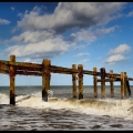 Happisburgh Norfolk Beach Wallpa...