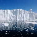 The icefjord in Ilulissat, Green...