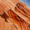 The Wave aka North Coyote Butte,...