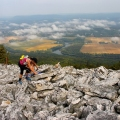 Megatransect Hike 2013