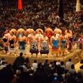 Tokyo Sumo Tournament 2015