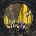 The East Side Access Project Tun...