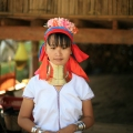 Long Necked Padaung Tribe