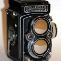 A Photographic Legend Rolleiflex...