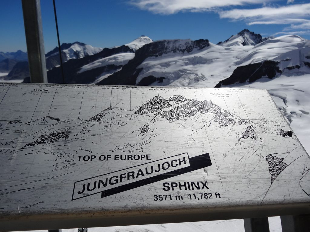 jungfraujoch15 Jungfraujoch Top of Europe