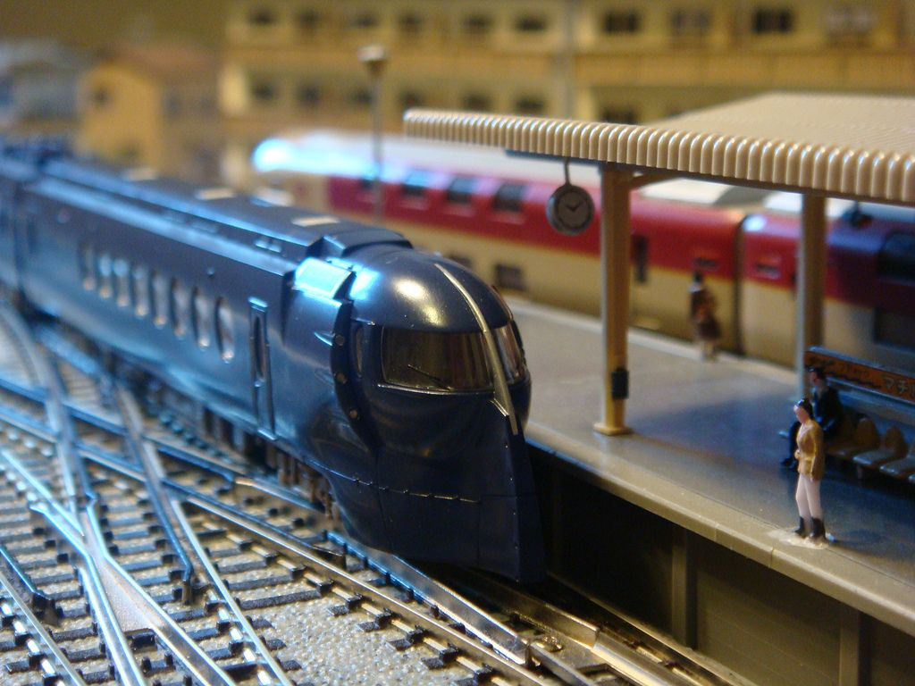 japanese model4 Quality Japanese Model Trains