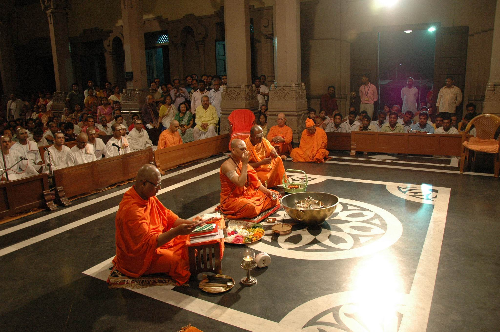 shivaratri2 Celebration of Maha Shivaratri at Belur Math