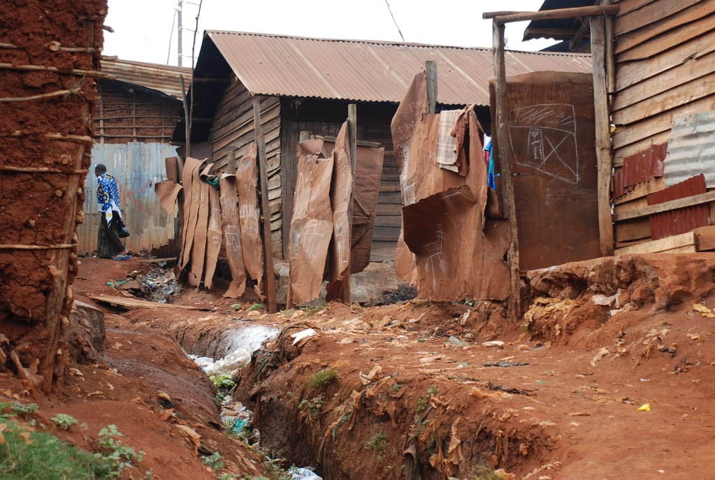 kibera slum3 Kibera Slum   Worst Place to Live in Africa