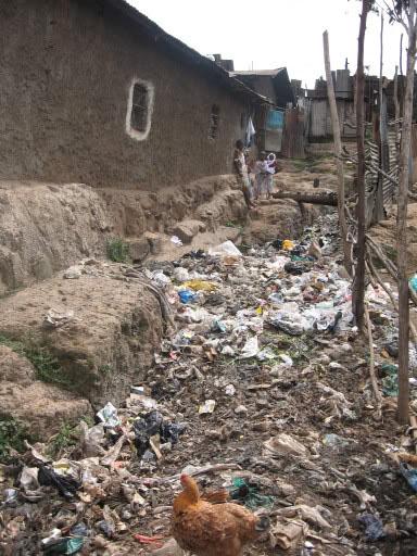 kibera slum4 Kibera Slum   Worst Place to Live in Africa