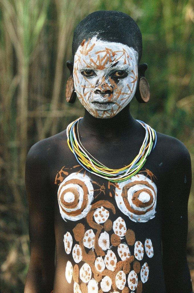 mursi tribe ethiopia 10 The Mursi Tribe Of Ethiopia