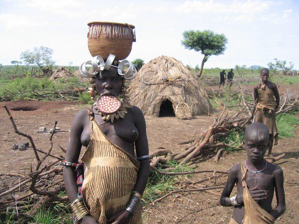 mursi tribe ethiopia 13 The Mursi Tribe Of Ethiopia