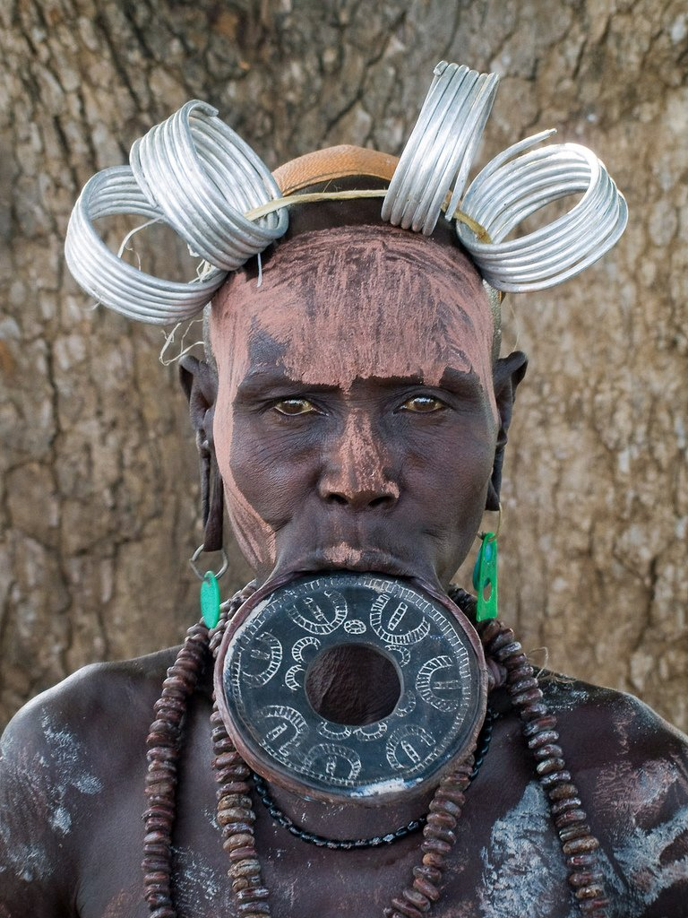 mursi tribe ethiopia 4 The Mursi Tribe Of Ethiopia
