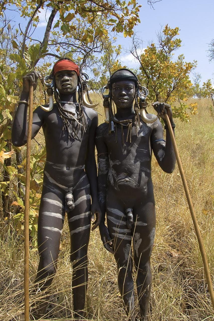 mursi tribe ethiopia 6 The Mursi Tribe Of Ethiopia