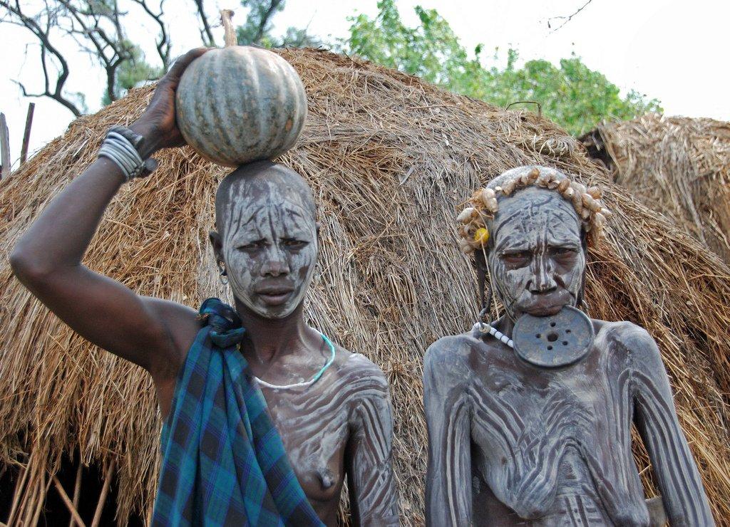 mursi tribe ethiopia 7 The Mursi Tribe Of Ethiopia