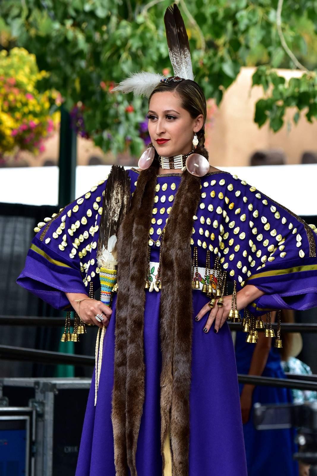 native american clothing10 Native American Clothing Contest at Santa Fe Indian Market