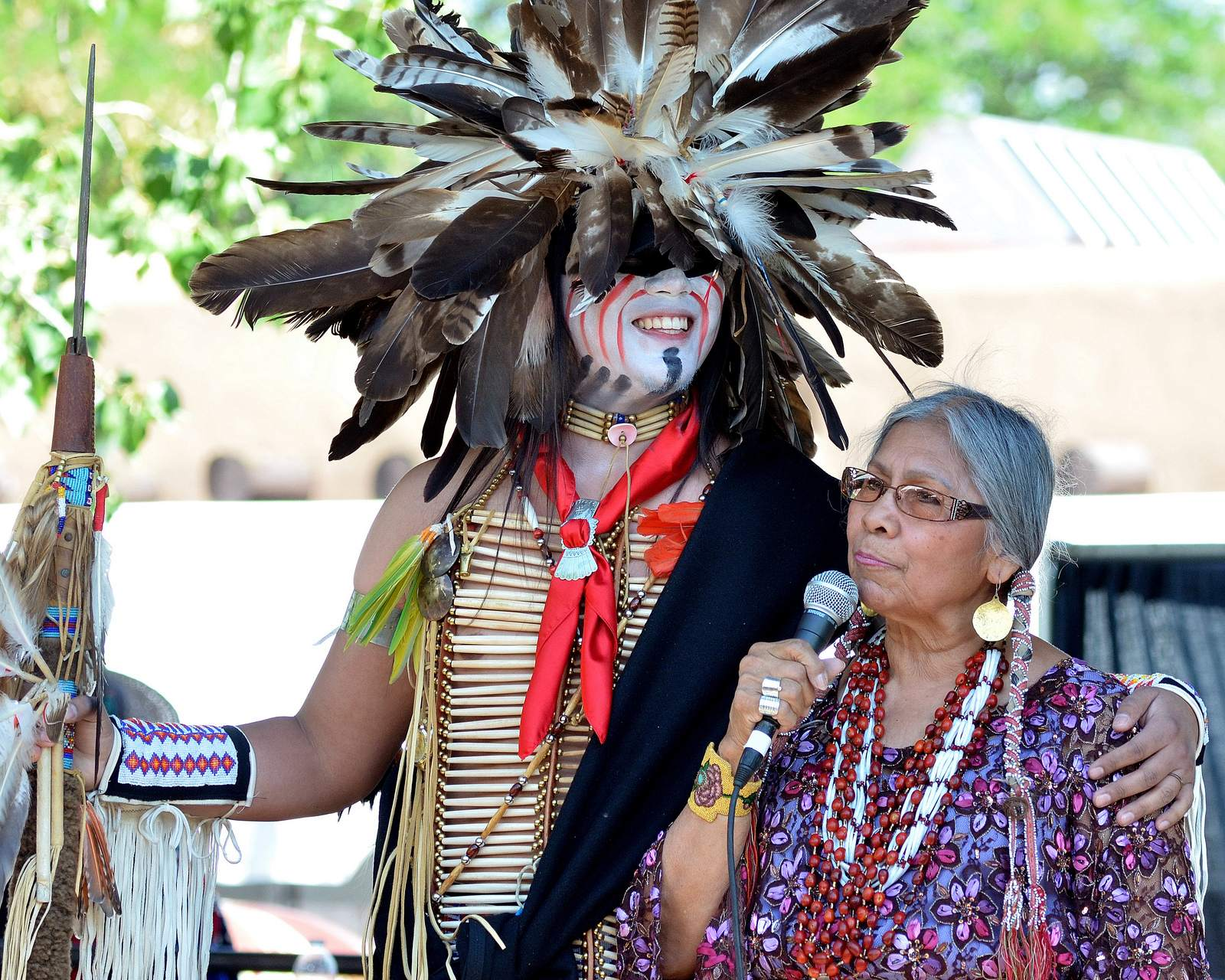 native american clothing11 Native American Clothing Contest at Santa Fe Indian Market